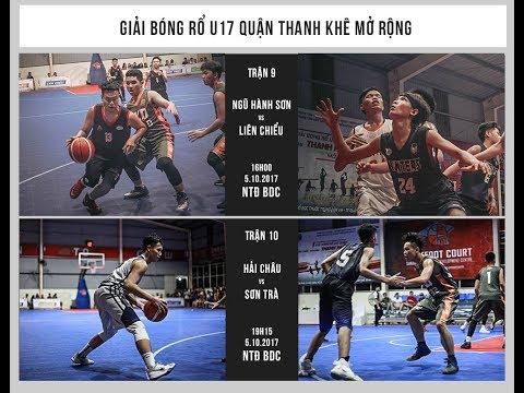 Game 10 : U172017 | Hai Chau vs Son Tra