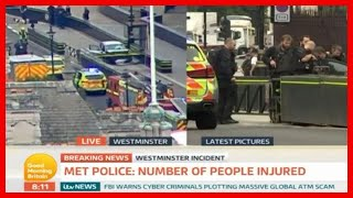Parliament incident: Good Morning Britain fans outraged over Westminster coverage as police