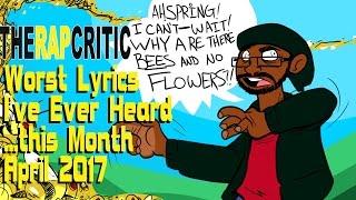 Worst Lyrics of April (Lil Uzi Vert, Papoose, Rick Ross)