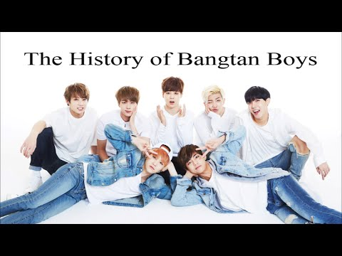 The History of Bangtan Boys 2/2