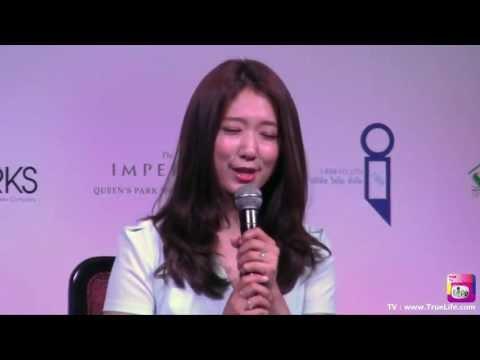 Exclusive Int. Park Shin Hye (Thailand)