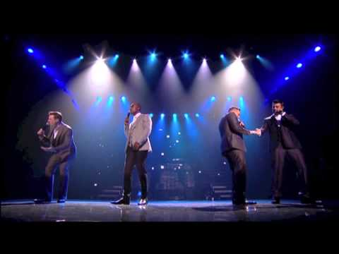 Blue  Sorry seems to be the hardest word The Big Reunion Concert DVD