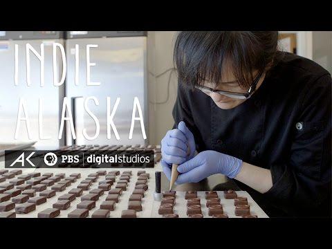 I am a Chocolatier   INDIE ALASKA
