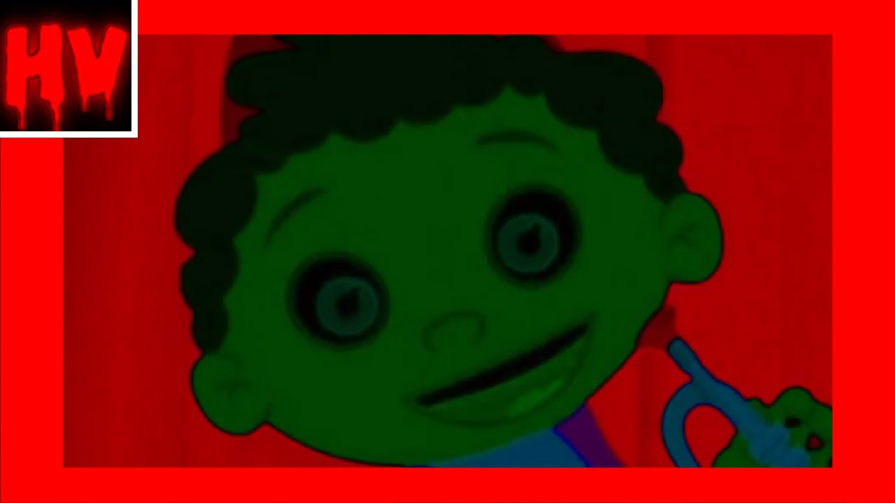 Little Einsteins Theme Song Horror Version Youtube