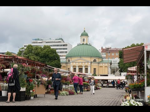 Turku, most important city in Finland, hotels, business, tourism, student places,