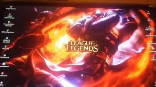 HOW TO FIX OUT OF RANGE BUG 2017 JUNE LOL LEAGUE OF LEGENDS