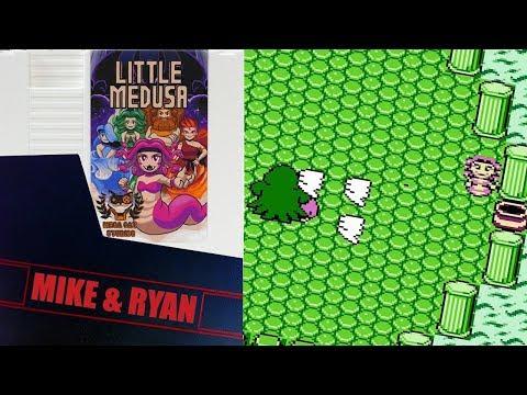Little Medusa (NES) Mike & Ryan