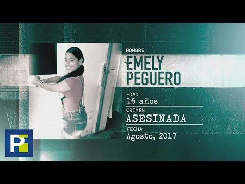 La Huella de un Crimen: Emely Peguero, la joven embarazada que fue hallada muerta dentro de una male