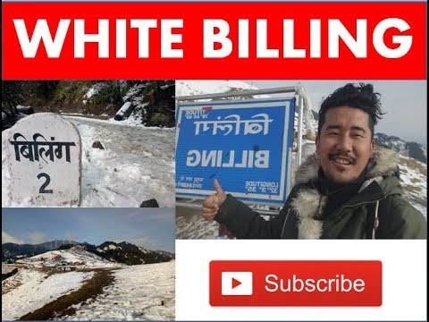 BILLING PARAGLIDING 2018 | WHITE BILLING | BEAUTIFUL BILLING 2018