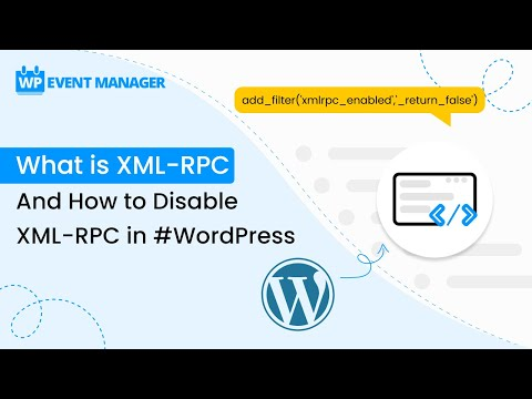 WordPress xml-rpc services are disabled on this site