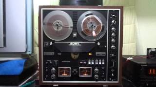 Reel to Reel - Ian Dury - Plaistow Patricia (New Boots and Panties) - Sony TC 730