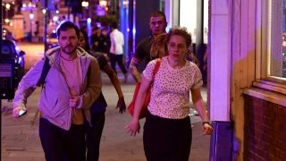 Witness describes chaos in London
