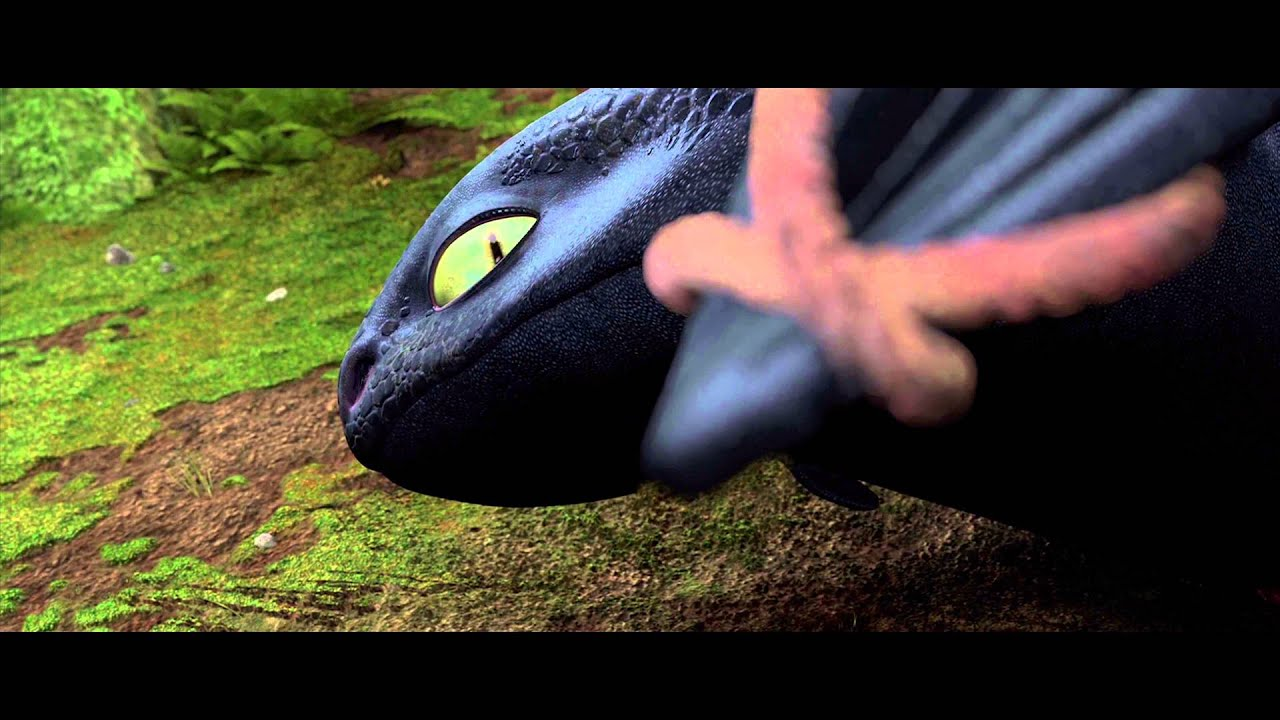 How to train your dragon downed dragon scene 4k hd youtube ccuart Choice Image