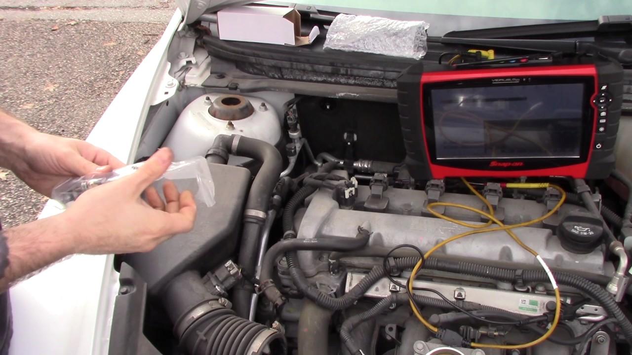 2010 Chevy Traverse Engine Diagram 2012 Chevrolet Malibu P0013 P0014 Exhaust Cam Pos