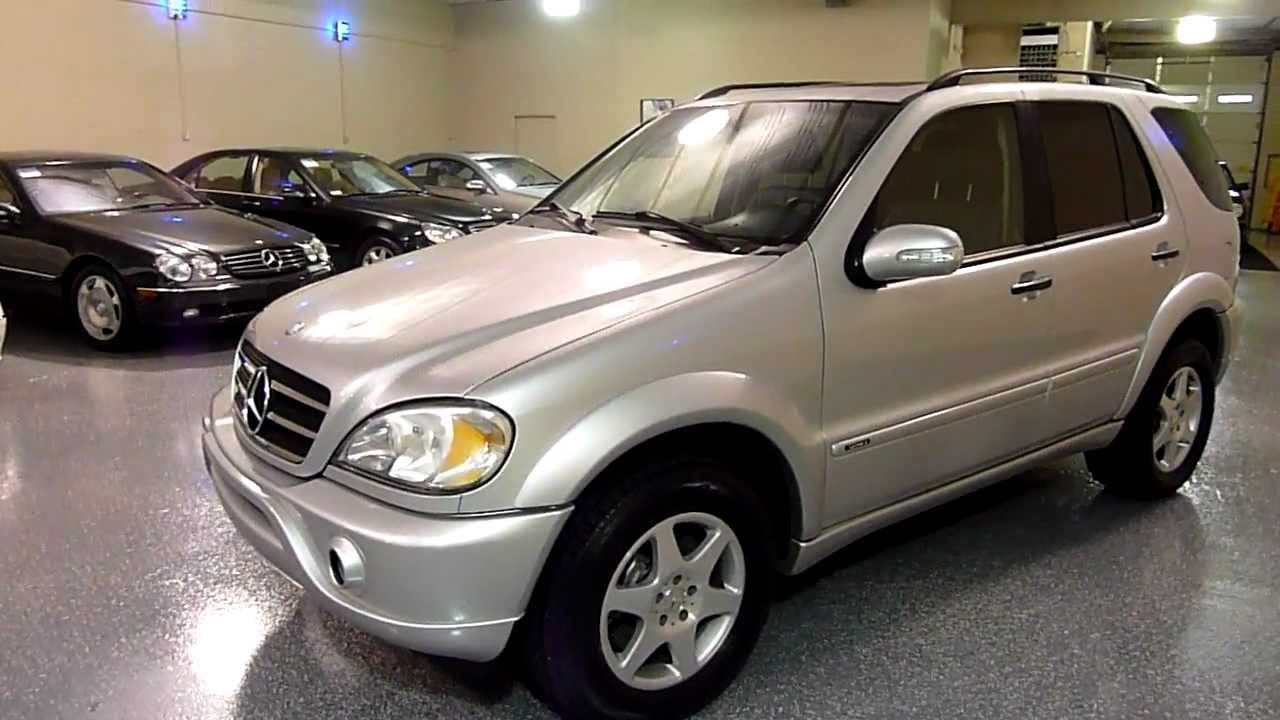 2005 mercedes benz ml500 4matic 4dr 2067 sold youtube