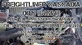 Freightliner cascadia DD13 DD15 DD16 SPN 5444 FMI 1 Bad