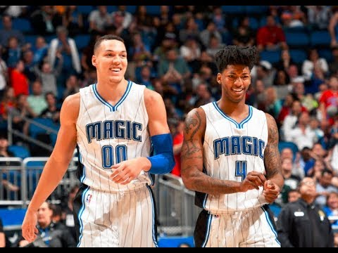 Download Youtube: Orlando Magic's Top 15 Plays of the 2016-2017 NBA Season