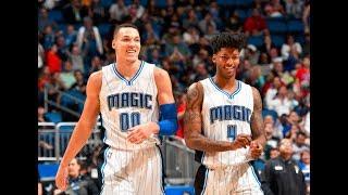 Orlando Magic s Top 15 Plays of the 2016-2017 NBA Season