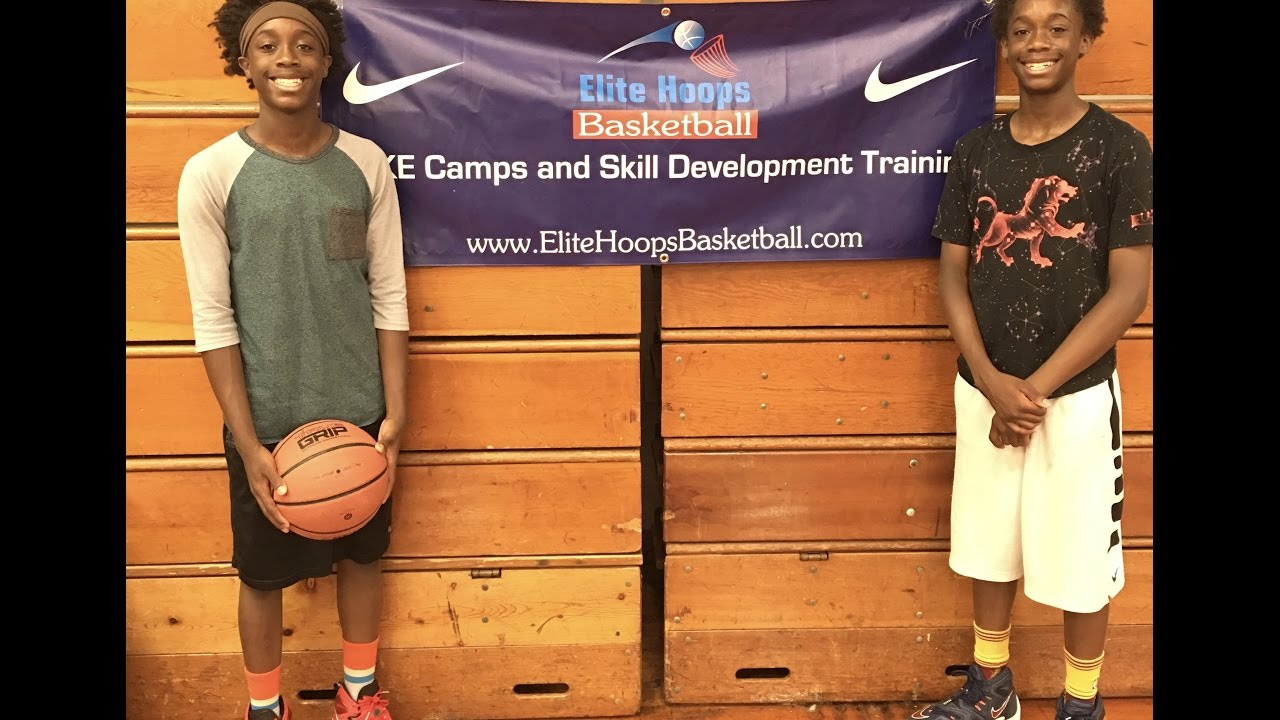 2016 Summer Nike Camp Charlotte NC - Class of 2020 Gregory Robinson