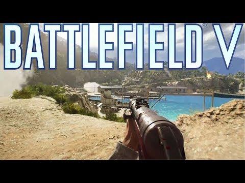 Battlefield V: Mercury Gameplay NO HUD Full Immersion