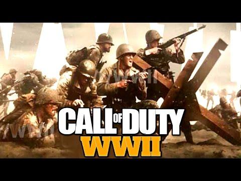 Call of Duty: WORLD WAR 2 !! (COD: WW2 2017 Leaked)