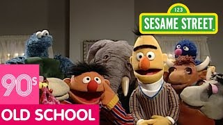 Sesame Street: Adding Song with Bert and Ernie