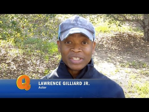 Test your zombie knowledge with Lawrence Gilliard Jr. of the Walking Dead!