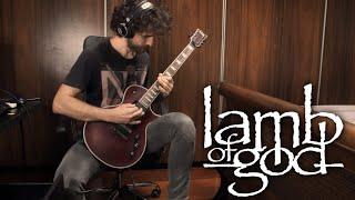 Lamb of God - Omerta Guitar Cover