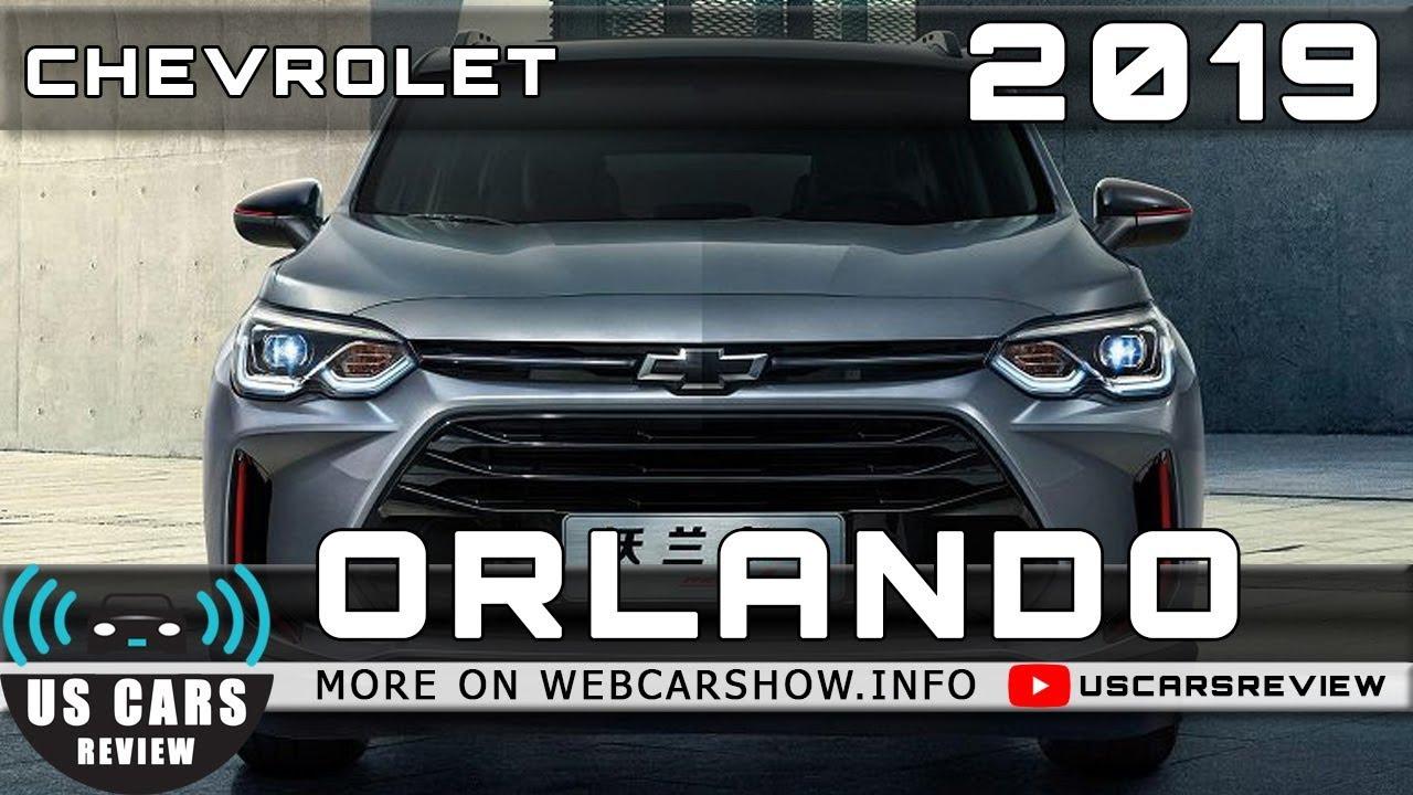 Kelebihan Chevrolet Orlando 2019 Top Model Tahun Ini