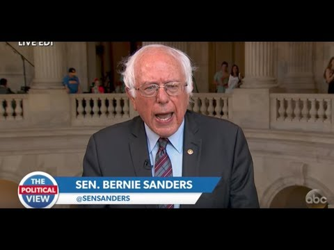 Sen. Bernie Sanders On 2020 Run, Russia Probe, Investigation Into Wife Jane, Health Care | The View