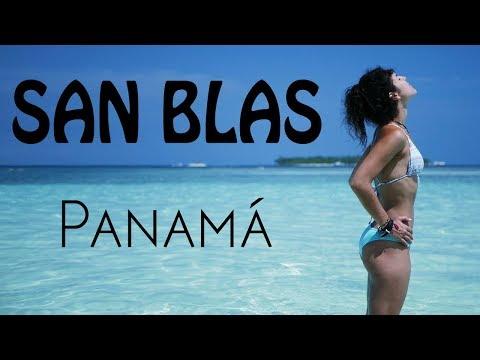 No había nadie en el PARAÍSO | SAN BLAS Panama ( Travel vlog parte 2)