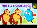 The Ape and the Tiny Firefly | World Folktales In English | MagicBox English Stories