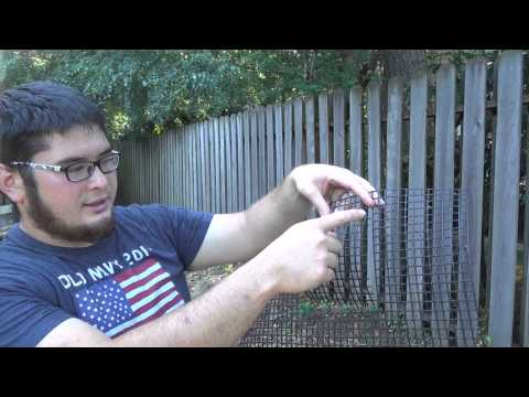 How To Build A Crayfish Trap For Under $5 - Part 1 - Design And Cutting