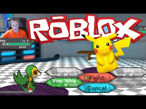 Pokemon Brick Bronze Roblox Adventure!
