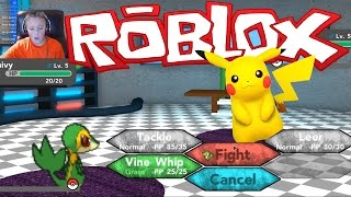 Pokemon Brick Bronze Roblox Adventure!