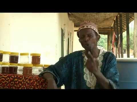 The good honey from Pastor kamara