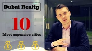 Top 10 most expensive cities in the world!