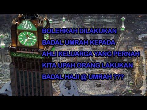 Hukum Badal Haji dan Badal Umroh - Tanya Jawab DR Firanda Andirja MA.