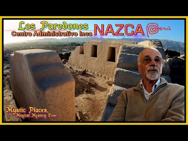 Los Paredones - Centro Administrativo Inca en Nazca, Entrevista- GIUSEPPE OREFICI