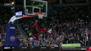 2019 NCAA Dunk Contest Video