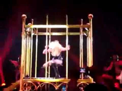 Piece of Me - The Circus Starring Britney Spears DVD (Multiangle)