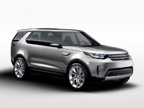 2017 Land Rover Lr4 Redesign And Release Date