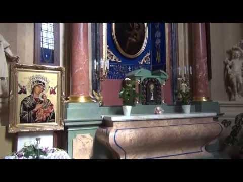 Stiukowe marmoryzacje w XVIw. kościele Adamkk Stucco Marmo www.pieknestiuki.pl