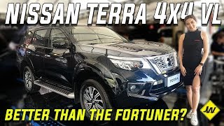 2019 Nissan Terra VL 4x4 in depth review -Is it better than the Fortuner & Everest?  -Philippines