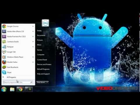 Install Android Apps on your PC [2013]
