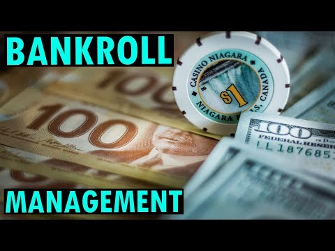 Bankroll Management For Live Poker