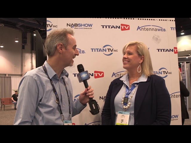 TitanTV: #NABShow Video Entèvyou