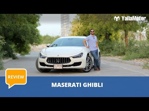 Maserati Ghibli 2019 Review - Forget the Germans, the Italian is here | YallaMotor.com