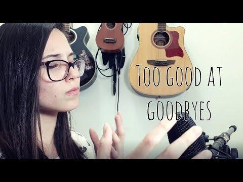 SAM SMITH - Too good at Goodbyes (Cover - Rayne Batista)