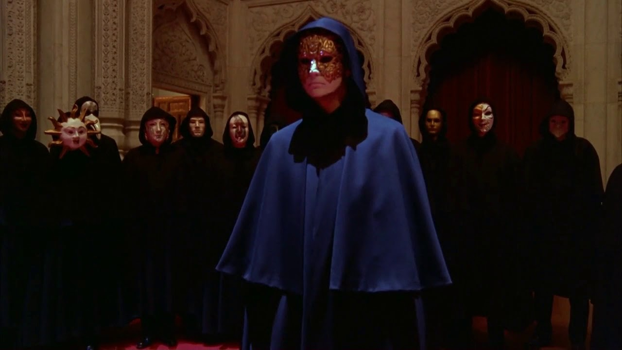Eyes Wide Shut 1999 Now, get undressed. Remove your clothes. Scene HD